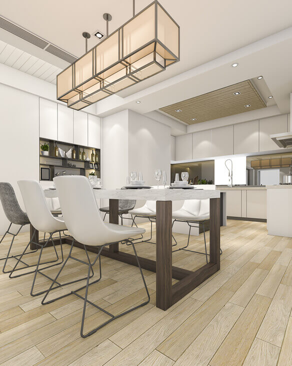 Modern Kitchen Cabinets in Selangor | Kende Malaysia