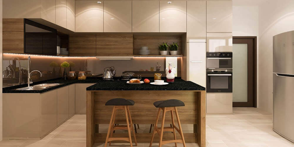 Kitchen After Interior Design